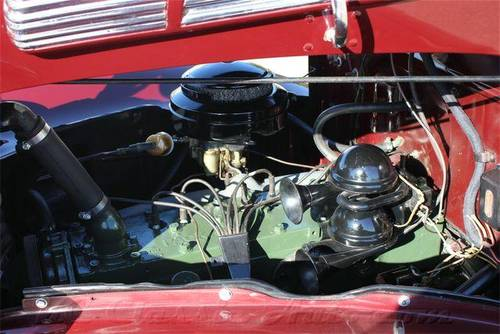 1938 Packard Standard Eight Convertible For Sale (picture 6 of 6)