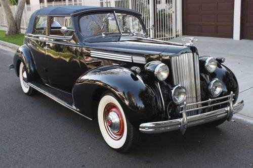 1939 Packard Phaeton Convertible For Sale (picture 1 of 6)
