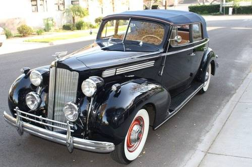 1939 Packard Phaeton Convertible For Sale (picture 2 of 6)