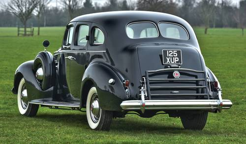 1939 Packard Super Eight Touring Sedan For Sale (picture 2 of 6)