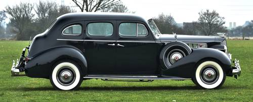 1939 Packard Super Eight Touring Sedan For Sale (picture 3 of 6)