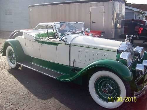 1928 Packard 443 Runabout Convertible For Sale (picture 1 of 6)
