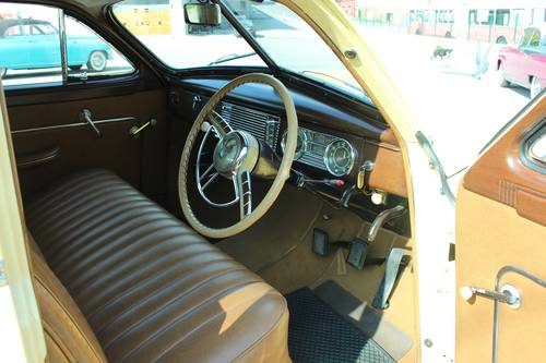 1948 Eight Sedan - right hand drive- very rare For Sale (picture 4 of 6)