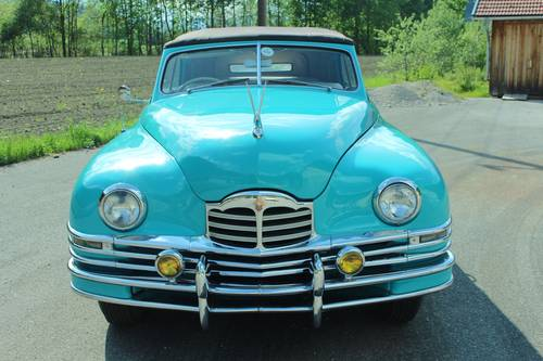 1948 Super Eight 2 Door conv - right hand drive For Sale (picture 1 of 6)
