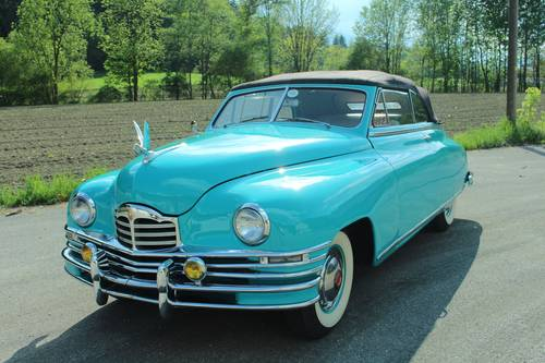 1948 Super Eight 2 Door conv - right hand drive For Sale (picture 2 of 6)