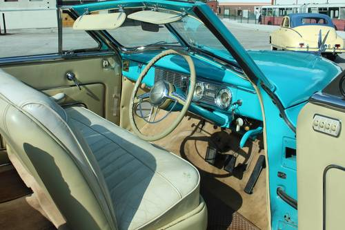 1948 Super Eight 2 Door conv - right hand drive For Sale (picture 4 of 6)