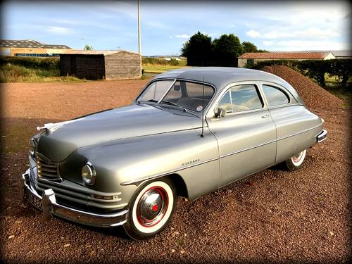 1949 Packard Club Sedan An Icon Of 1940 S America Sold Car And