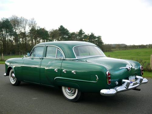 1952 Packard 200 Deluxe Touring Sedan  SOLD (picture 4 of 6)