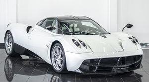Pagani Huayra - White Edition (2013)