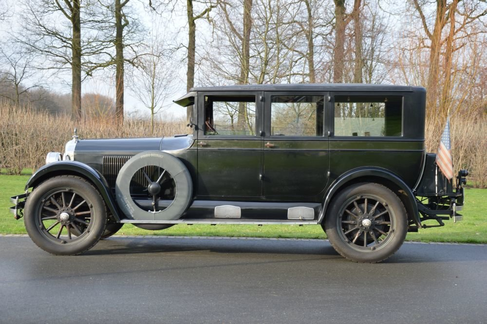 (1091) Paige Detroit - 1923 For Sale (picture 2 of 6)