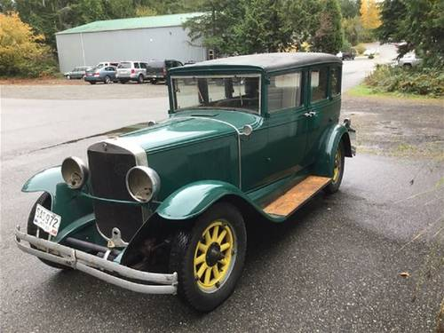 1930 Paige-Graham Touring Sedan For Sale (picture 1 of 1)