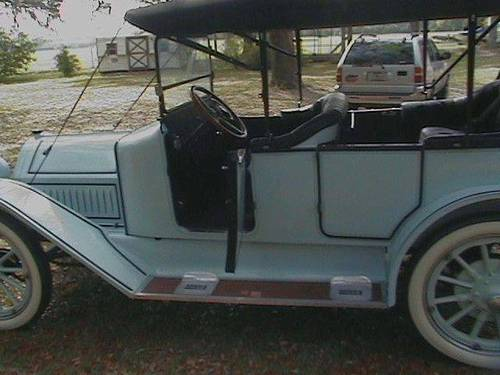 1913 Paige Detroit Glenwood Phaeton For Sale (picture 1 of 6)