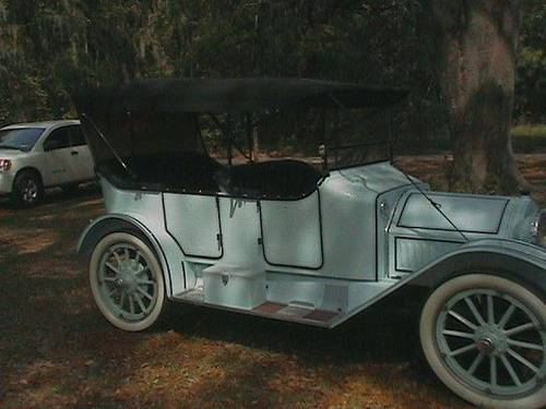 1913 Paige Detroit Glenwood Phaeton For Sale (picture 2 of 6)