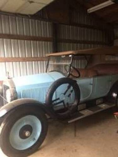 1924 Gardner Touring Car For Sale (picture 1 of 6)