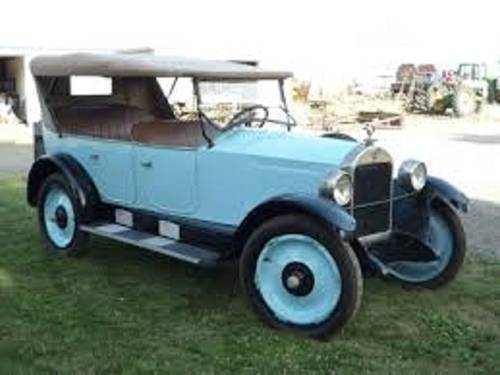 1924 Gardner Touring Car For Sale (picture 3 of 6)