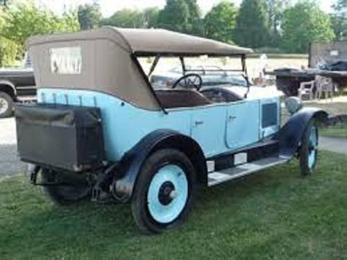 1924 Gardner Touring Car For Sale (picture 4 of 6)