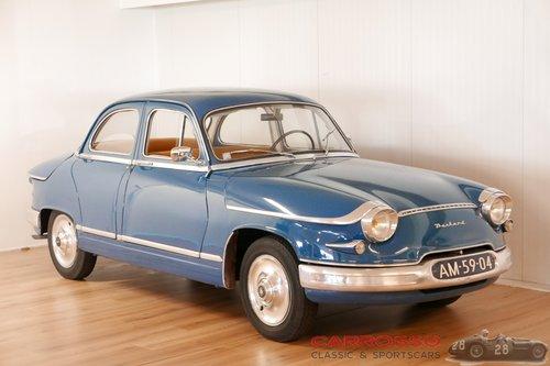 1962 Panhard PL17 Tigre Unique car For Sale (picture 1 of 6)
