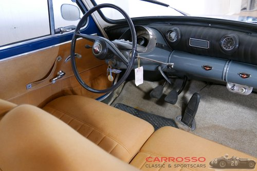1962 Panhard PL17 Tigre Unique car For Sale (picture 3 of 6)
