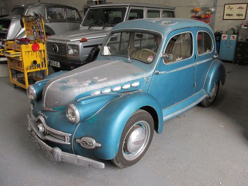 1953 Excellent and Original Panhard Dyna X86 Sprint for sale For Sale (picture 2 of 6)