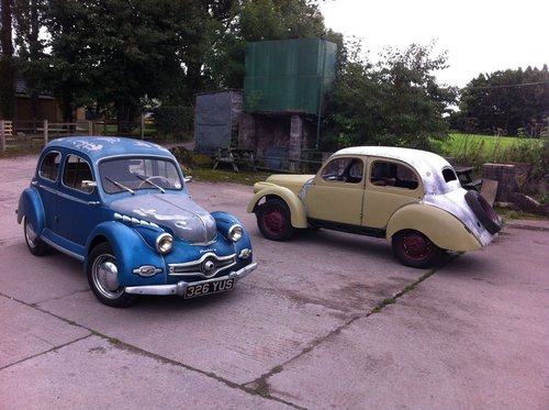 1953 Excellent and Original Panhard Dyna X86 Sprint for sale For Sale (picture 3 of 6)