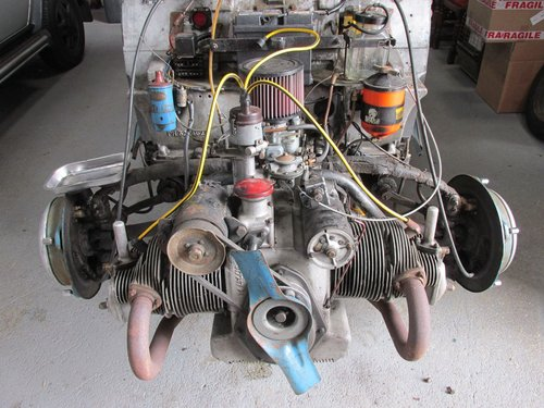 1953 Excellent and Original Panhard Dyna X86 Sprint for sale For Sale (picture 4 of 6)