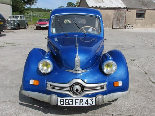 1953 Nice condition Panhard Dyna X86  SOLD (picture 2 of 6)