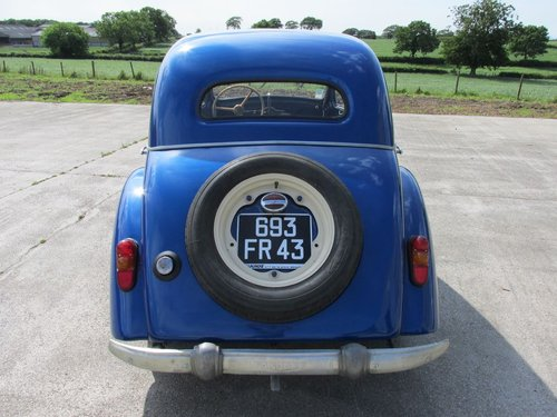 1953 Nice condition Panhard Dyna X86  SOLD (picture 3 of 6)
