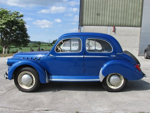 1953 Nice condition Panhard Dyna X86  SOLD (picture 4 of 6)
