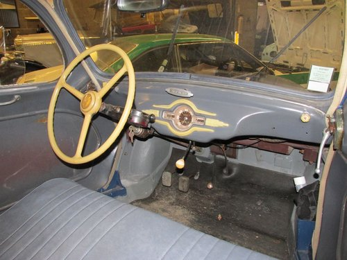 1953 Nice condition Panhard Dyna X86  SOLD (picture 5 of 6)