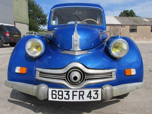 1953 Nice condition Panhard Dyna X86  SOLD (picture 6 of 6)