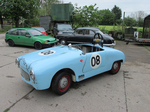 1953 Fantastic Panhard Dyna X87 Junior racing car, great history For Sale (picture 1 of 6)
