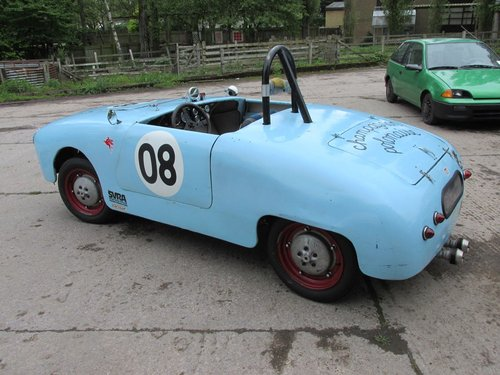 1953 Fantastic Panhard Dyna X87 Junior racing car, great history For Sale (picture 2 of 6)