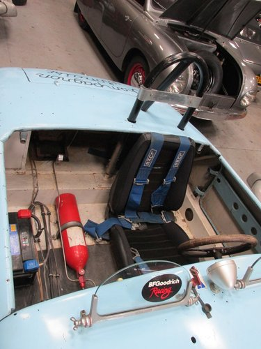 1953 Fantastic Panhard Dyna X87 Junior racing car, great history For Sale (picture 5 of 6)