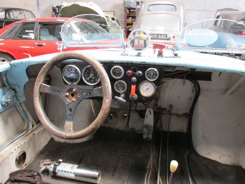 1953 Fantastic Panhard Dyna X87 Junior racing car, great history For Sale (picture 6 of 6)