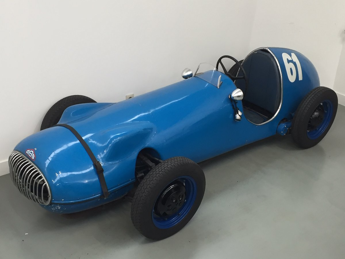 1951 AGS Panhard Monomill For Sale (picture 1 of 6)
