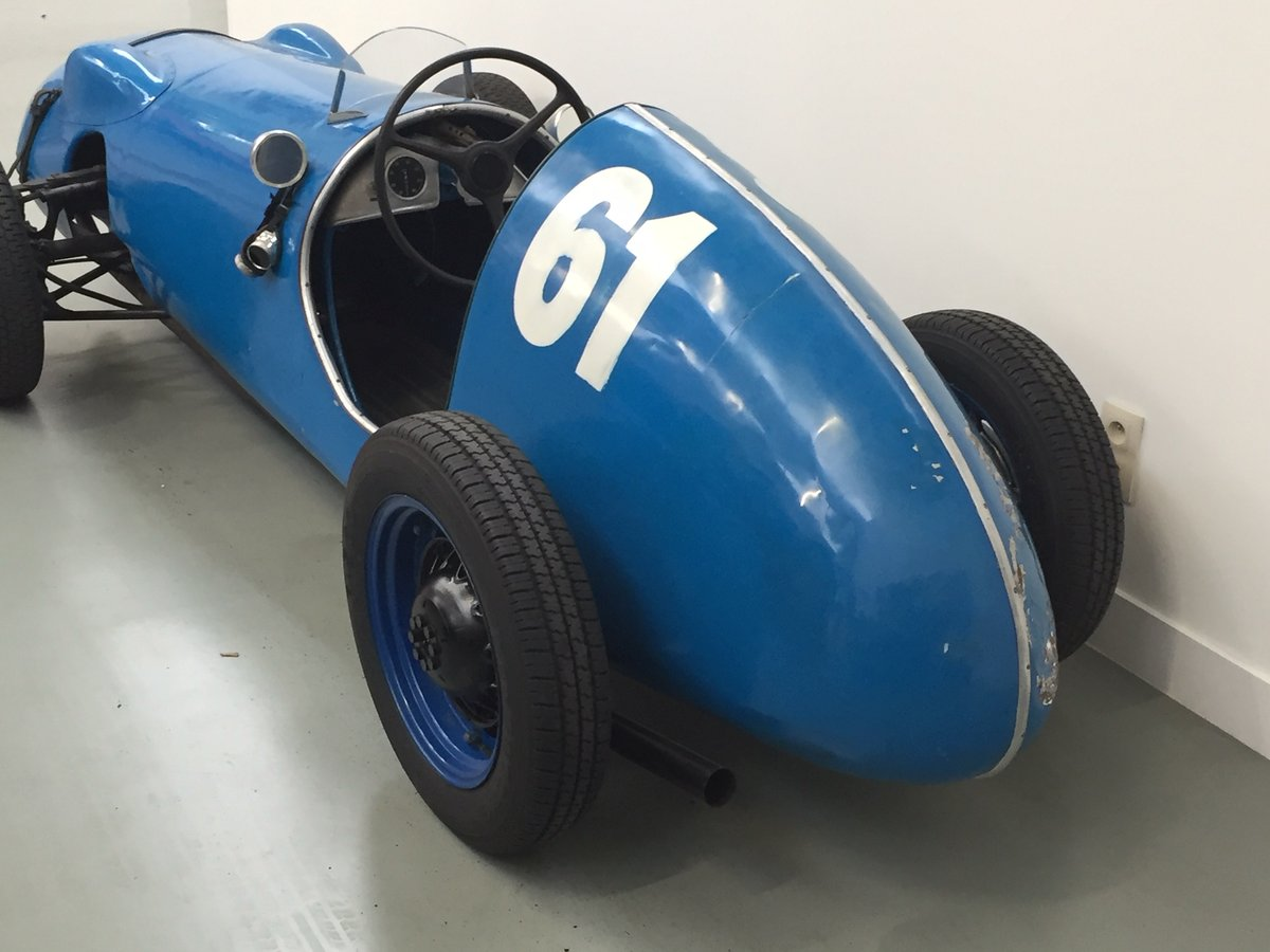1951 AGS Panhard Monomill For Sale (picture 4 of 6)