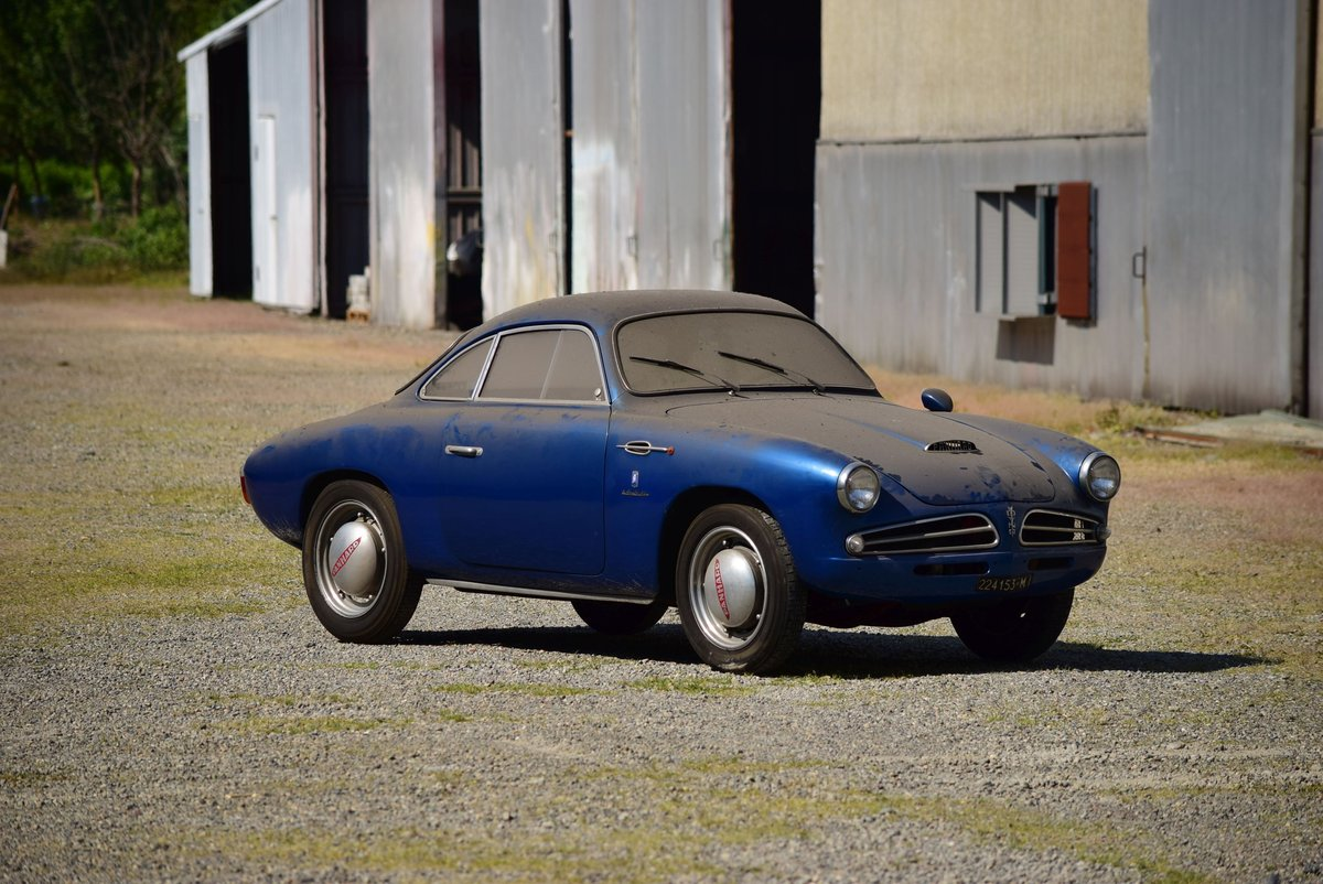 1953 Panhard X86 Berlinette Allemano For Sale by Auction (picture 1 of 4)