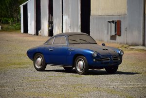 1953 Panhard X86 Berlinette Allemano For Sale by Auction