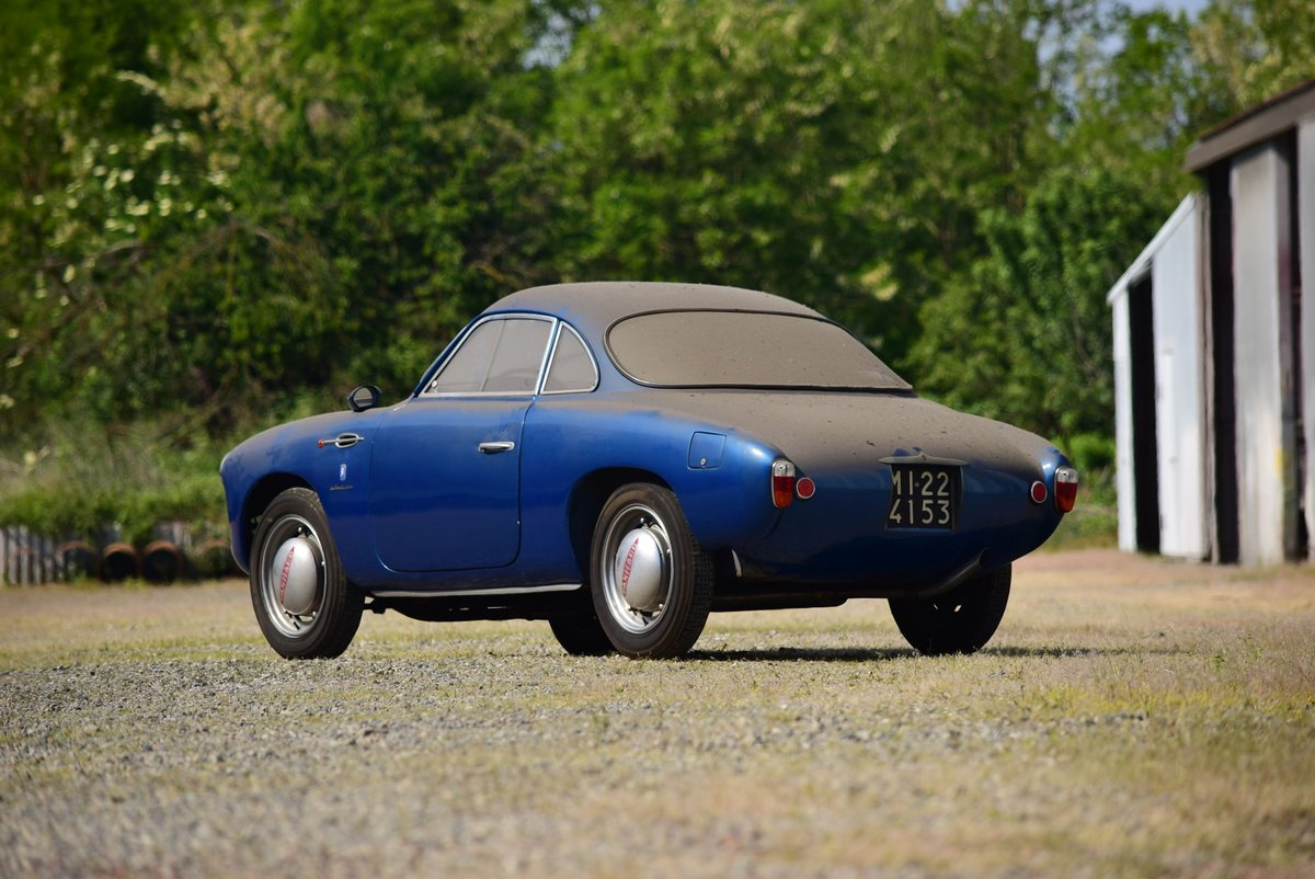 1953 Panhard X86 Berlinette Allemano For Sale by Auction (picture 2 of 4)
