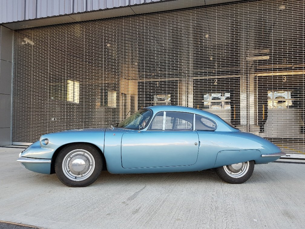 1963 Panhard CD 1000ccm Hampe For Sale (picture 1 of 4)