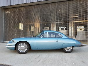 1963 Panhard CD 1000ccm Hampe For Sale