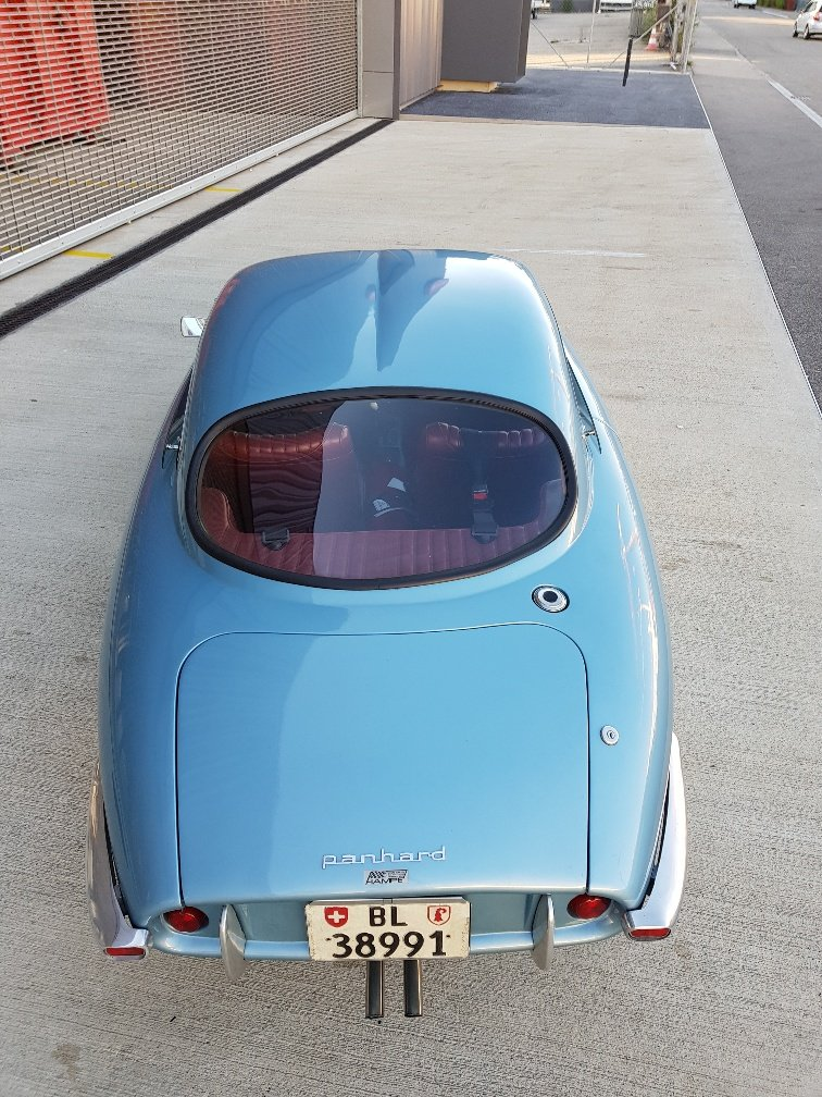 1963 Panhard CD 1000ccm Hampe For Sale (picture 2 of 4)