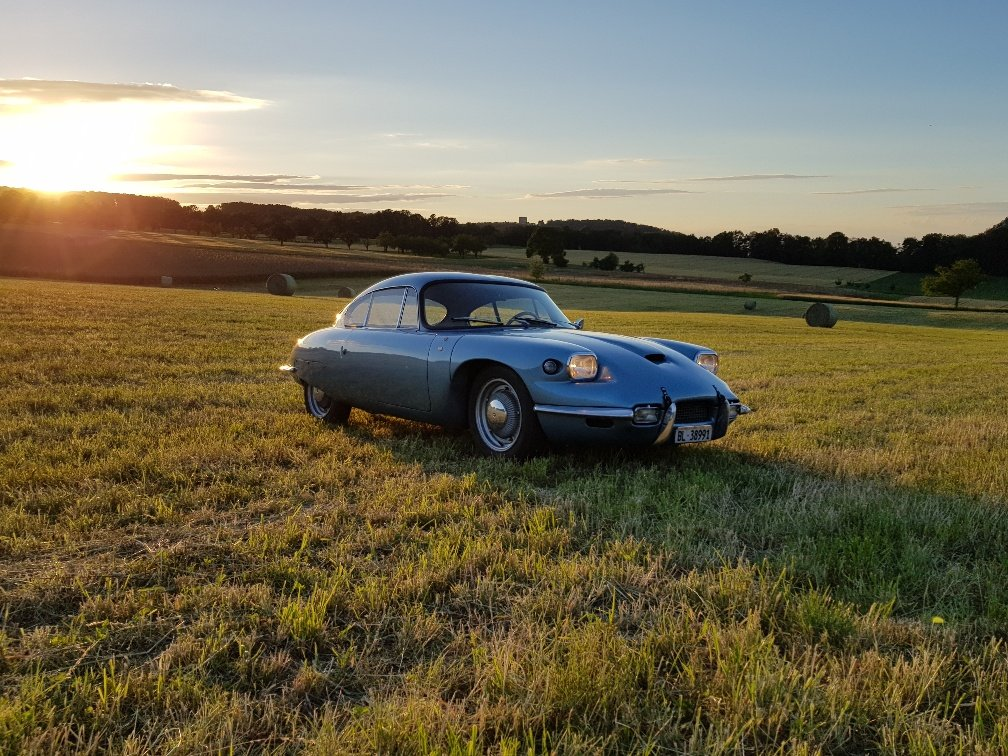 1963 Panhard CD 1000ccm Hampe For Sale (picture 4 of 4)