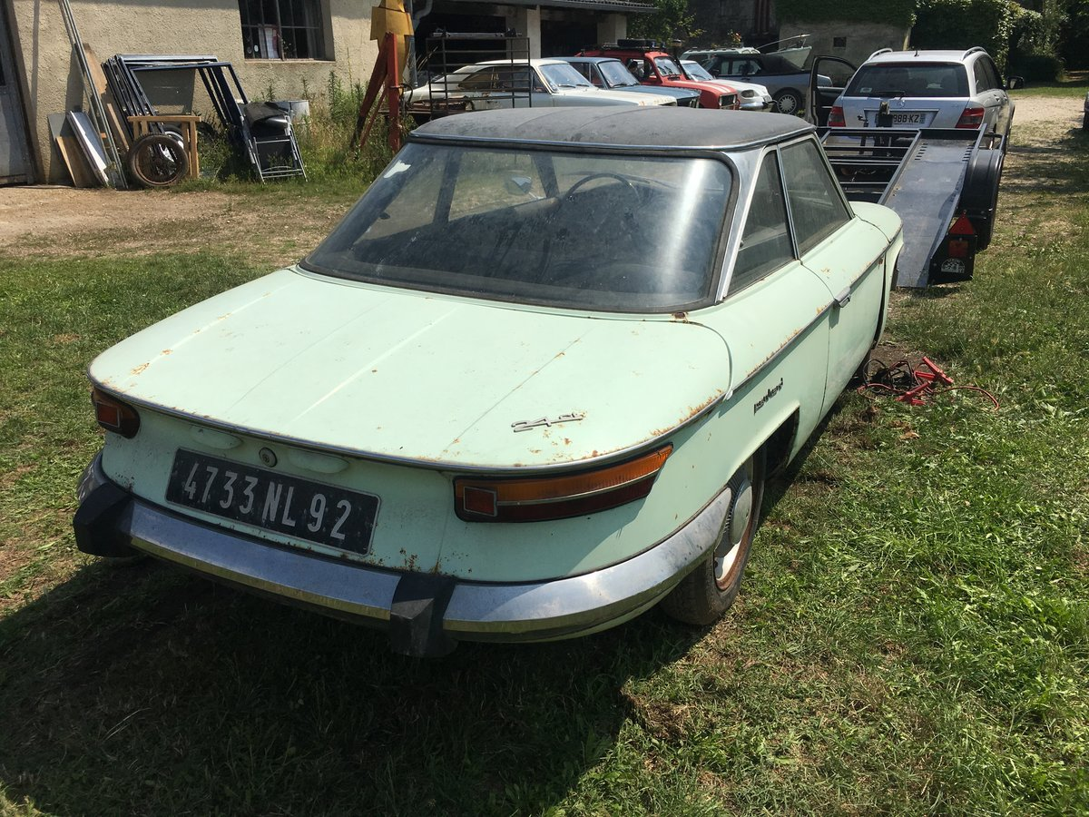 1964 Panhard 24 ct For Sale (picture 1 of 6)