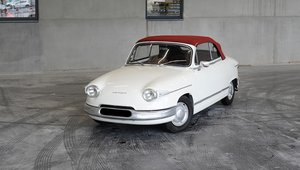 1963 - PANHARD PL 17 TIGER CABRIOLET  For Sale by Auction