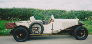 1924 Panhard Levassor 6.3 litres Straight 8. For Sale