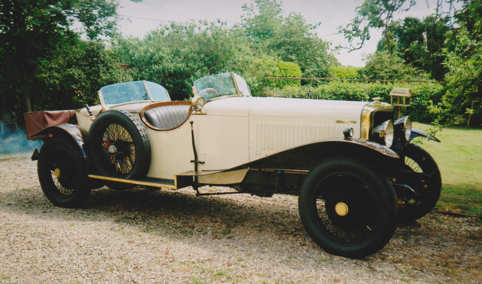 1924 Panhard Levassor 6.3 litres Straight 8. For Sale (picture 2 of 6)