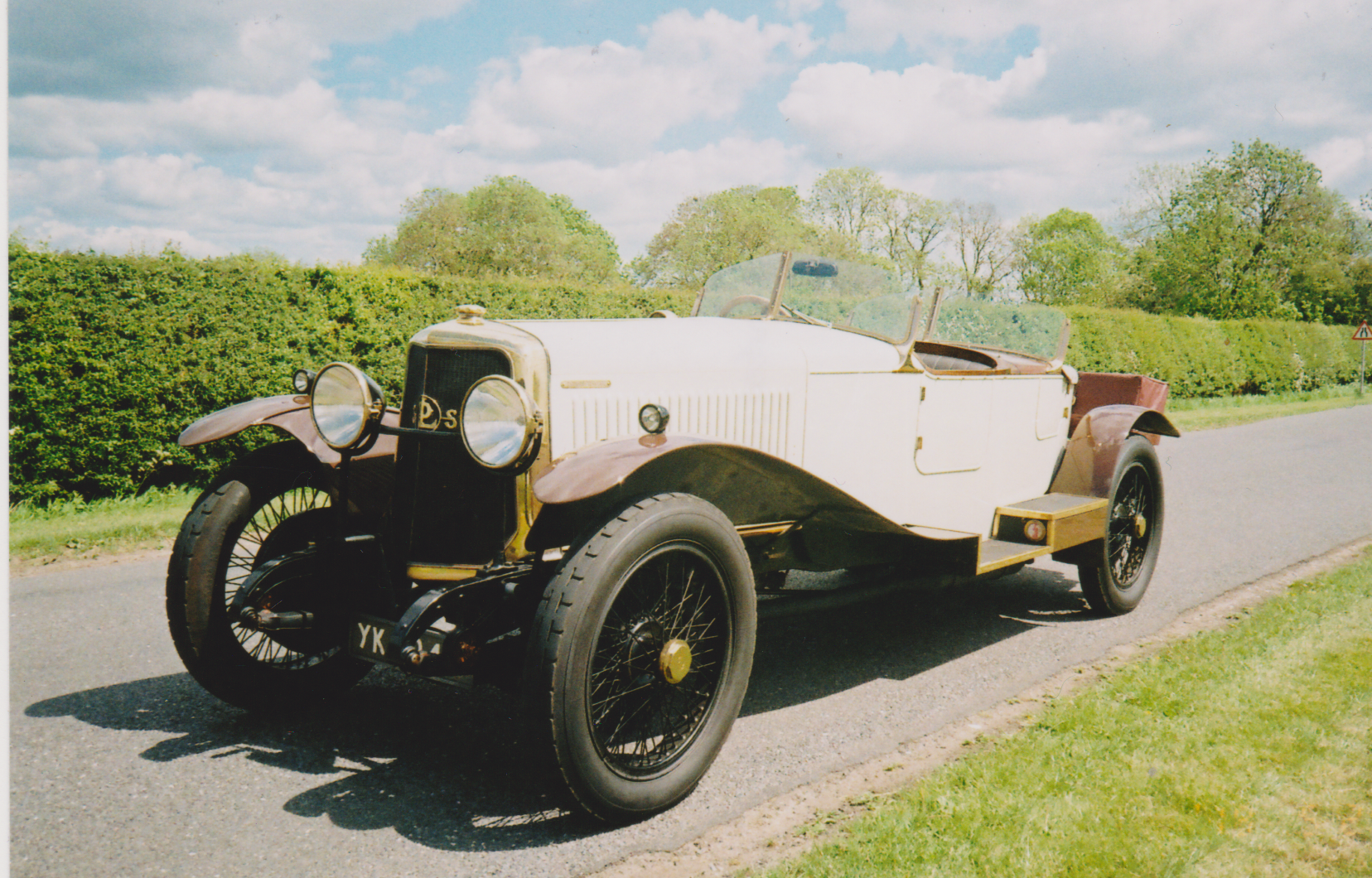 1924 Panhard Levassor 6.3 litres Straight 8. For Sale (picture 3 of 6)