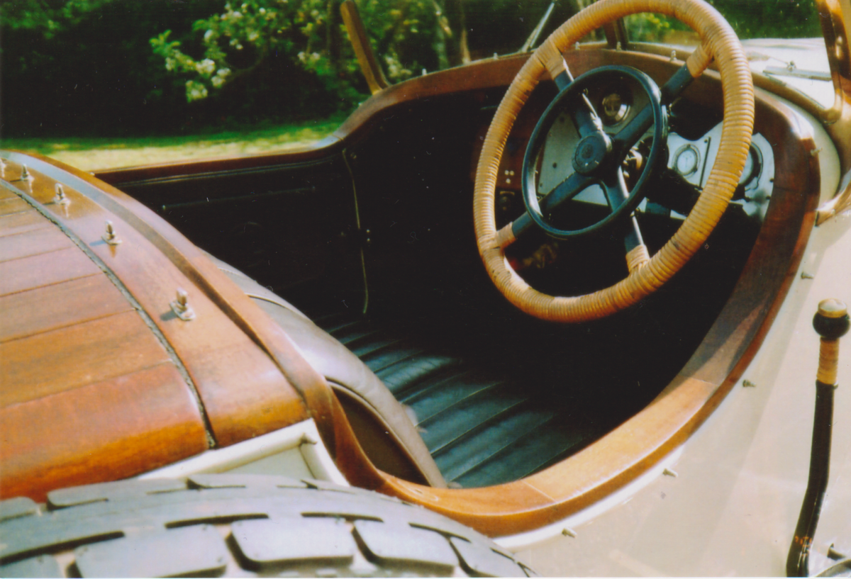 1924 Panhard Levassor 6.3 litres Straight 8. For Sale (picture 6 of 6)