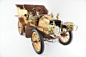 1902 c. Panhard & Levassor 16/20hp Rear Entrance Tonneau
